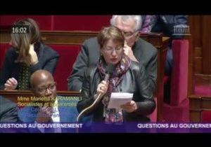 ArjoWiggins et ses salariés : Marietta Karamanli interpelle le gouvernement