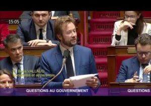 Boris Vallaud : «Face au terrorisme, l'union nationale est une puissante arme»