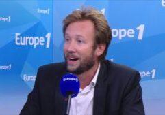 Boris Vallaud, invité de Europe 1