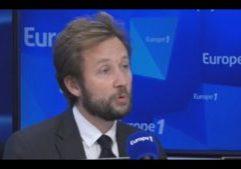 Boris Vallaud invité d'Europe 1