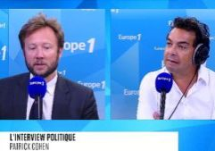 Boris Vallaud sur l'antenne d'Europe 1