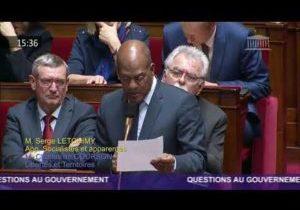France CFA – Question de Serge Letchimy