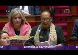 Hélène Vainqueur-Christophe dénonce le comportement de la majorité sur le chlordécone