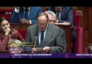 Jean-Louis Bricout : «les petites villes et leurs commerces n'en peuvent plus»