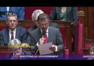 Joël Aviragnet alerte sur la situation des hôpitaux