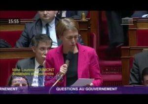 Laurence Dumont demande au gouvernement de mettre fin à l'injustice de sa politique