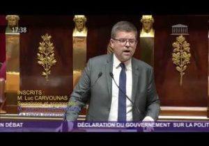 Les discours des députés socialistes et apparentés lors du débat sur l'immigration