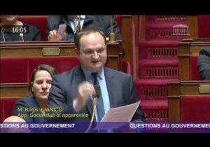 Loire Offset Titoulet : la question de Régis Juanico
