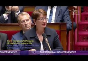 M. Karamanli : la voix de la France est en deçà des attentes dans la défense des droits de l'homme