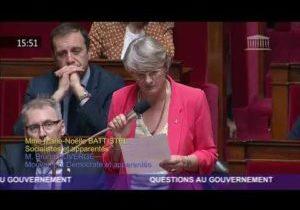Marie-Noëlle Battistel – Le gouvernement oublie les plus fragiles