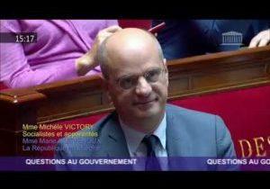 Michèle Victory dénonce «les mauvais coups» de J-M Blanquer