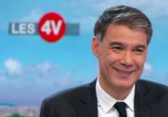 Olivier Faure, invité de France 2
