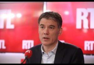 Olivier Faure invité de RTL