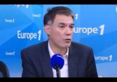 Olivier Faure, invité d'Europe 1
