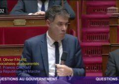 Olivier Faure : «Les Français ne vous demandent pas l'aumône, ils vous demandent l'égalité»
