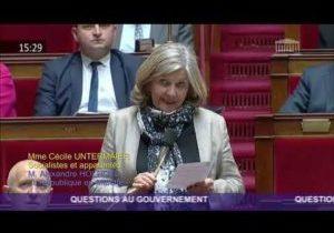 Pensions alimentaires : la question de Cécile Untermaier