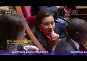Placement en rétention des mineurs : la question au Gouvernement de Laurence Dumont