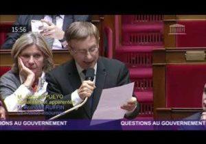 Question au Gouvernement de Joaquim Pueyo sur le projet d'armée européenne