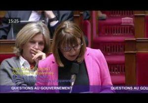 Question au Gouvernement de Sylvie Tolmont sur les suppressions de postes dans l'Education nationale