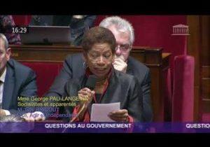 Question de George Pau-Langevin – Situation en Haiti