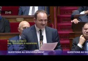 Question de Régis Juanico – Privatisation de la FDJ