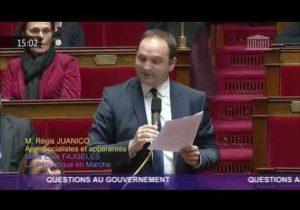 R.Juanico : «Pourquoi vous obstinez-vous à rogner le pouvoir d'achat des Français ?»