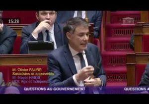 Réforme des retraites – Question de Gisèle Biémouret