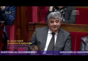Réforme des retraites – Question de David Habib