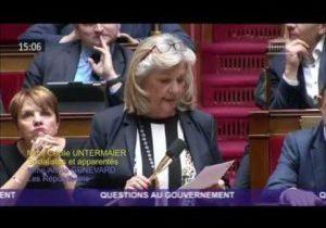 Retraite des avocats – Question de Cécile Untermaier