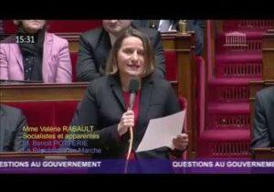 Valérie Rabault : face à l'antisémitisme, la France doit agir