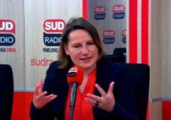 Valérie Rabault, invité de Sud Radio