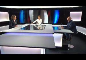 Valérie Rabault, invitée de France 24