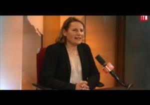 Valérie Rabault invitée de la matinale de RFI