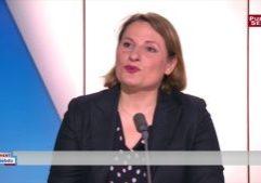 Valérie Rabault, invitée de Public Sénat